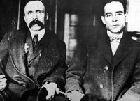 Bartolomeo Vanzetti és Nicola Sacco