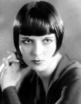 Louise Brooks színésznő bubi frizurával