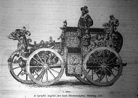A legrégibb magától járó kocsi Németországban, Nürnberg, 1649