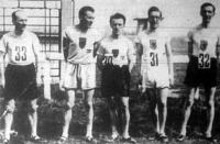 A cross-country bajnokságot a MAC szenior csapata (Hrenyovszky, Belloni, Szerb, Kultsár és Zöllner) nyerte meg