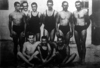 A csehek válogatott vízipólócsapata