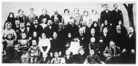 Nagy Imre mindszentcsehi gazdálkodó és felesége aranylakodalmát ünnepelte a család