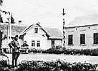 Szentgotthárdon két ház között húzódott a határ
