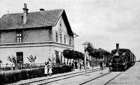Kunszentmiklós-Dunapataj HÉV-vonal Dunapataj állomása
