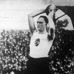 Egri Kálmán 47.33 méteres új magyar rekordot ért el