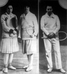 Baumgarten Magda a női győztes és Schréderné, illetve Takács Imre a férfi győztes