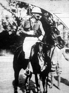Bethlen István gróf a vörös csapatban