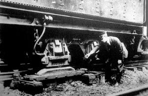 Elektromos biztonsági berendezés a vasutakon