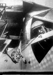 Éleshangú sziréna a repülőgép oldalán