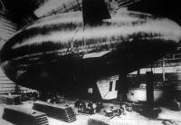 Fémből épült Zeppelin