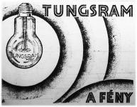 A Tungsram hirdetése