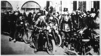 Van Dyk motorkerékpáros versenyző házassága.