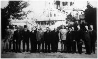 Párizsi városatyák budapesti látogatása