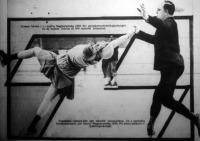 Az Orgonista-Szalay pár az 1929. évi páros műkorcsolya bajnokok