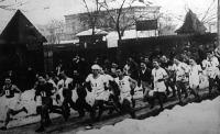 Hóban-fagyban bonyolították le az MTK első mezei versenyét