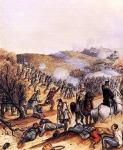 Than Mór: Az isaszegi csata . ( kicsit másképp ) Görgey megállítja Klapka visszavonuló csapatait