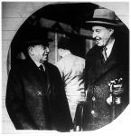 Genfben megkezdődött a Népszövetség ülése. Angliát Arthur Henderson (x)