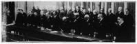 A Közszolgálati Alkalmazottak Nemzeti Szövetsége (KANSz) díszüléssel ünnepelte fennállásának tízéves fordulóját (1929)