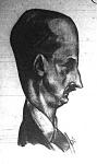 Karikatúre Friedrich Istvánról