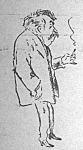 Karikatúra Briand-rol