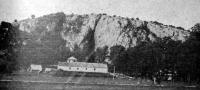 Az Aggteleki-barlang bejárata