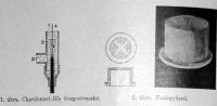Chardonnet-féle üvegcsövecske