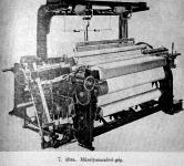 Műselyemszövő-gép