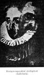 Röntgen-sugarakkal átvilágított festmény