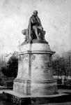 Lamarck szobra a párizsi növénykertban