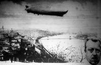 """""""Graf Zeppelin"""" Budapesten"""