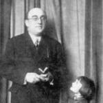 Lakner Artur és a kisinas