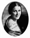 Müller Mária operaénekesnő ( szoprán )