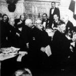A pan-európai gazdasági viszony megbeszélésére a  Rotary Club rendezésében neves külföldi gazdasági tényezők ültek össze Budapesten.