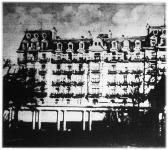 A lausanne-i Hotel Beau Rivage, a jóvátételről döntő konferencia színhelye