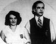 Mednyánszky Mária és Szabados Miklós