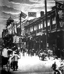 Békés kínai utca