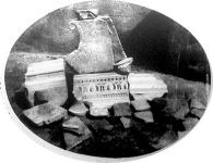 Mátyás király vadászkastélyának kövei
