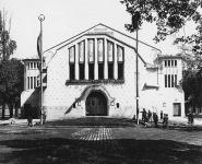 A Fővárosi Városligeti Színház. Vágó László tervezte. 1910-es évek.