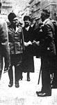 Papen, Papenné és Marpicati, az olasz fasisztapárt titkára