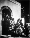 Husvéti templomozás Váralján, Tolna megyében