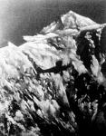 Repülőgép a Himalája fölött