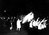 Könyvégetés a náci Németországban