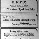BUÉK 1933