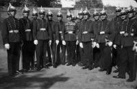 Rendőrök kb. 1933