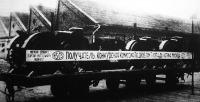 A Hofherr-Schrantz gépgyár volt az első, amely a kereskedelmi szerződés megkötése után traktorokat szállított Oroszországba.
