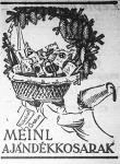 Meinl (karácsonyi hirdetés)