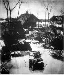 Árvíz a Tisza mentén 1932-ben, amikor katasztrófális helyzetbe jutott Alsó-Borsodmegye egy része.
