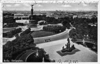 Berlin, Königsplatz - Kilátás a Reichstag ablakából