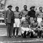 A francia válogatott csapat
