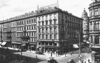 Sacher szálló Bécs 1910
